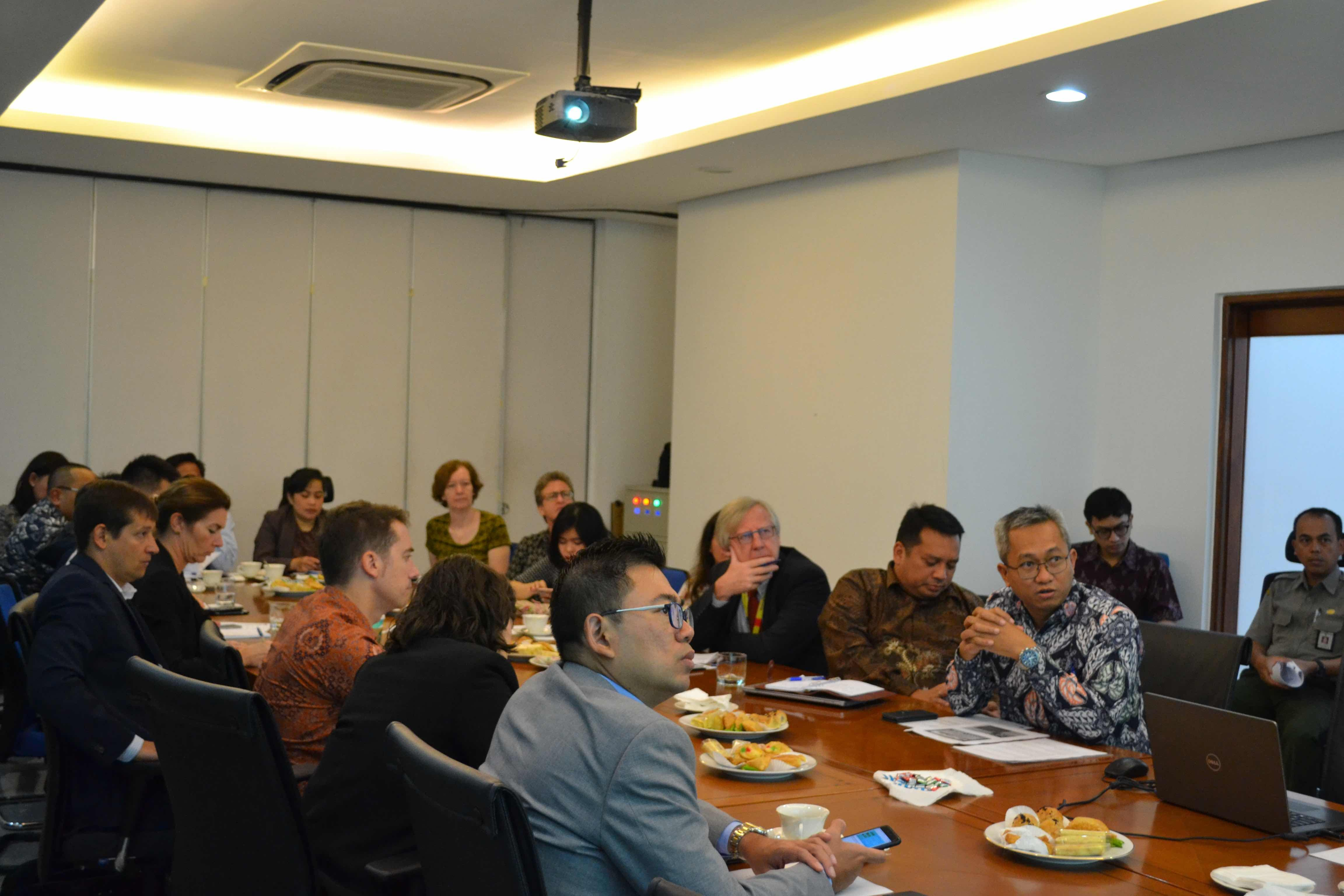 EIBN Info Session: Protein and Horticultural Product import to Indonesia