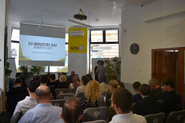 EU Industry Day 2019 - Budapest