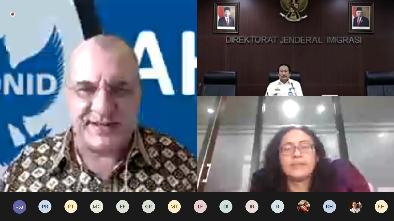 EIBN Online Info Session: Entering Indonesia in 'The New Normal'