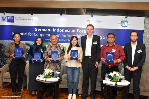 German-Indonesian Forum on Potential Cooperation in Indonesia's Recycling Sector